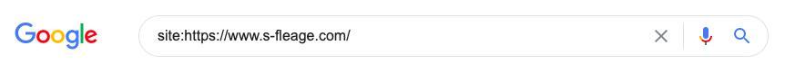 検索コマンドで会社名のインデックスを探す
